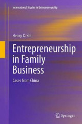 Omslag - Entrepreneurship in Family Business