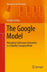 Omslag - The Google Model