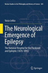 Omslag - The Neurological Emergence of Epilepsy