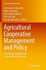 Omslag - Agricultural Cooperative Management and Policy