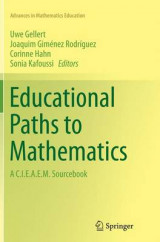 Omslag - Educational Paths to Mathematics
