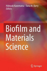 Omslag - Biofilm and Materials Science