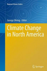 Omslag - Climate Change in North America