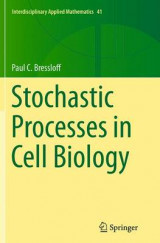 Omslag - Stochastic Processes in Cell Biology