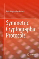 Omslag - Symmetric Cryptographic Protocols