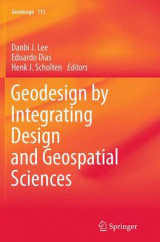 Omslag - Geodesign by Integrating Design and Geospatial Sciences