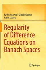 Omslag - Regularity of Difference Equations on Banach Spaces