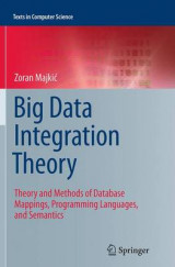 Omslag - Big Data Integration Theory