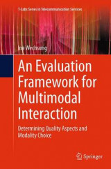 Omslag - An Evaluation Framework for Multimodal Interaction