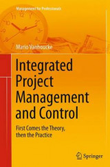 Omslag - Integrated Project Management and Control