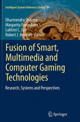 Omslag - Fusion of Smart, Multimedia and Computer Gaming Technologies