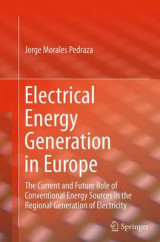 Omslag - Electrical Energy Generation in Europe