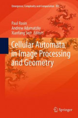 Omslag - Cellular Automata in Image Processing and Geometry