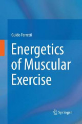 Omslag - Energetics of Muscular Exercise