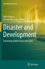 Omslag - Disaster and Development