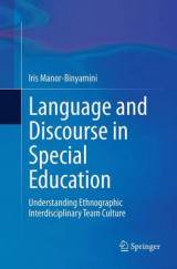 Omslag - Language and Discourse in Special Education