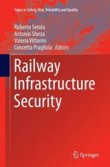 Omslag - Railway Infrastructure Security