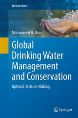 Omslag - Global Drinking Water Management and Conservation
