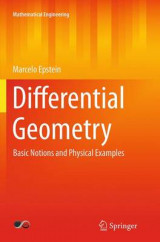 Omslag - Differential Geometry