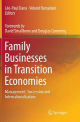 Omslag - Family Businesses in Transition Economies