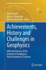 Omslag - Achievements, History and Challenges in Geophysics