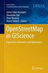 Omslag - Openstreetmap in Giscience