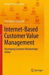 Omslag - Internet-Based Customer Value Management