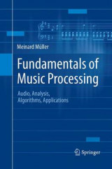 Omslag - Fundamentals of Music Processing