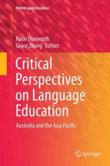 Omslag - Critical Perspectives on Language Education