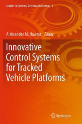 Omslag - Innovative Control Systems for Tracked Vehicle Platforms