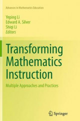 Omslag - Transforming Mathematics Instruction
