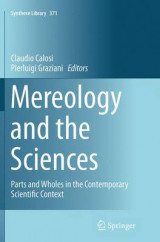 Omslag - Mereology and the Sciences