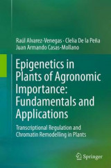 Omslag - Epigenetics in Plants of Agronomic Importance: Fundamentals and Applications