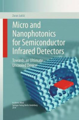 Omslag - Micro and Nanophotonics for Semiconductor Infrared Detectors