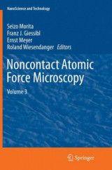 Omslag - Noncontact Atomic Force Microscopy: Volume 3