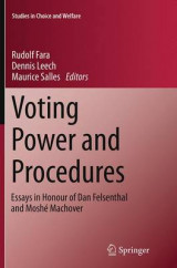 Omslag - Voting Power and Procedures