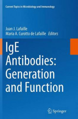 Omslag - IgE Antibodies: Generation and Function