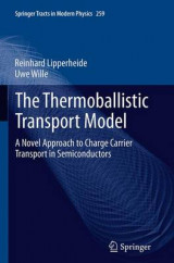 Omslag - The Thermoballistic Transport Model