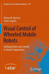 Omslag - Visual Control of Wheeled Mobile Robots