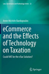 Omslag - Ecommerce and the Effects of Technology on Taxation