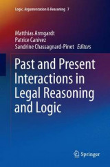 Omslag - Past and Present Interactions in Legal Reasoning and Logic
