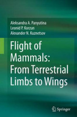 Omslag - Flight of Mammals: From Terrestrial Limbs to Wings