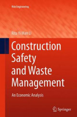 Omslag - Construction Safety and Waste Management