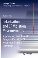 Omslag - Polarization and CP Violation Measurements