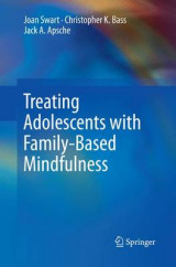 Omslag - Treating Adolescents with Family-Based Mindfulness