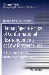 Omslag - Raman Spectroscopy of Conformational Rearrangements at Low Temperatures