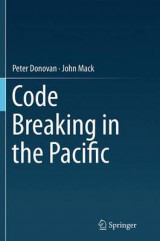 Omslag - Code Breaking in the Pacific