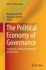 Omslag - The Political Economy of Governance
