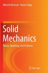 Omslag - Solid Mechanics