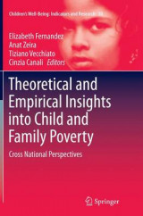 Omslag - Theoretical and Empirical Insights into Child and Family Poverty